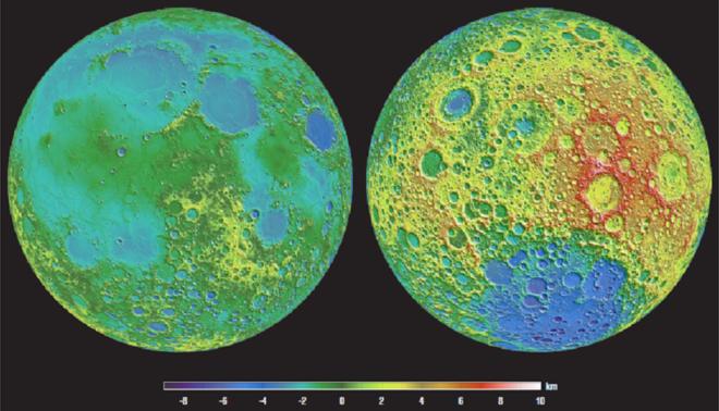Enigmas del universo: la cara oculta de la luna