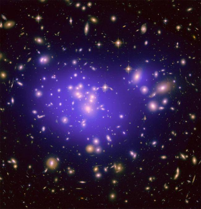 Enigmas del Universo: la energía oscura