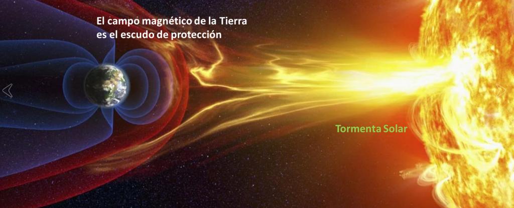 enigmas del universo: tormenta solar